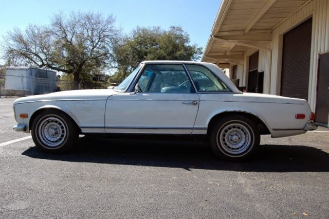 1970 mercedes benz 280sl pagoda for restoration for sale for Mercedes benz 280sl pagoda for sale