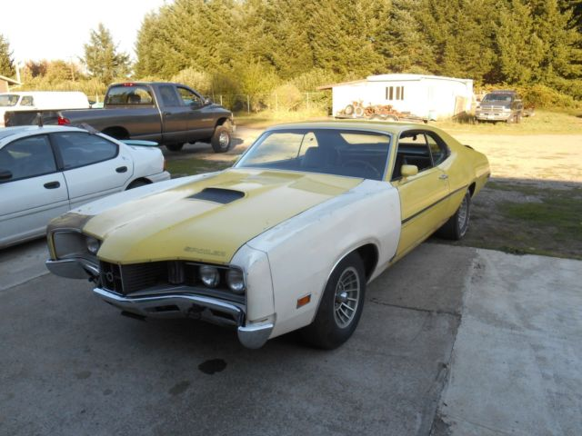 1970 mercury cyclone spoiler 429 cobra jet 4 speed. Black Bedroom Furniture Sets. Home Design Ideas