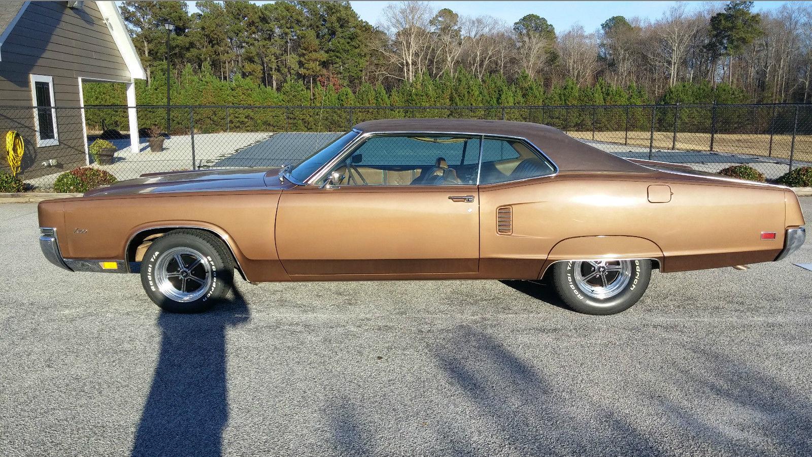1970 Mercury Marauder X 100 Coupe 2 Door 7 0l For Sale In