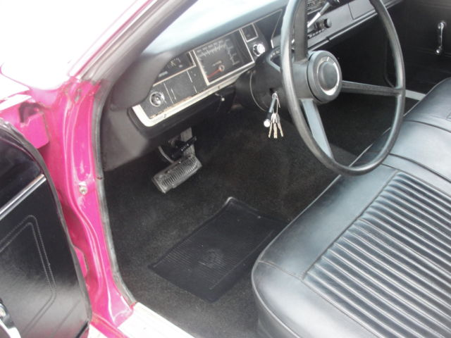 1970 plymouth duster rare panther pink base 3 2l for sale in excello missouri united states. Black Bedroom Furniture Sets. Home Design Ideas