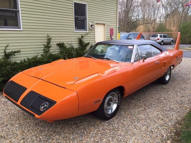 1970 plymouth road runner superbird  numbers match  440 4
