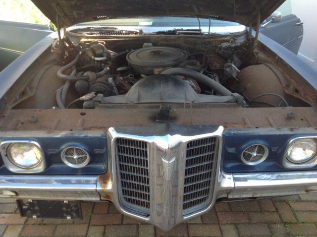 1970 Pontiac Bonneville 455 Convertible For Sale Photos