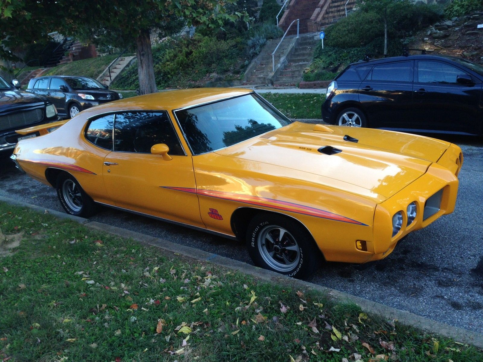 1970 pontiac gto judge tribute true gto for sale in baltimore maryland united states. Black Bedroom Furniture Sets. Home Design Ideas