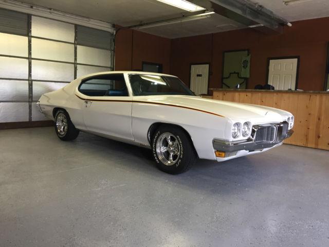 1970 Pontiac Lemans 2 Door Hard Top Gto Pro Touring Project Hotrod For Sale In Poplar Bluff