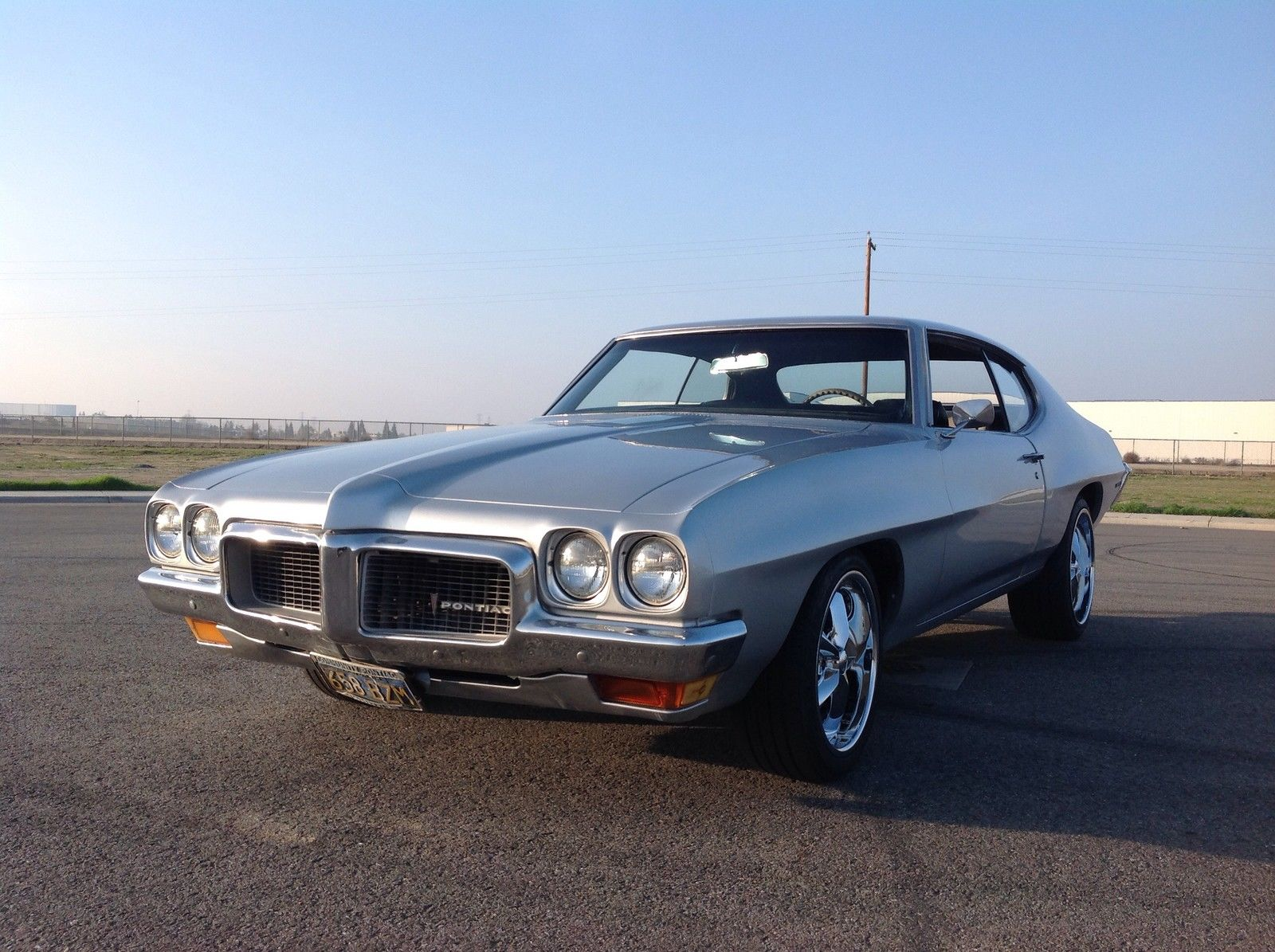 1970 Pontiac Lemans Gto Tempest For Sale In Bakersfield California United States