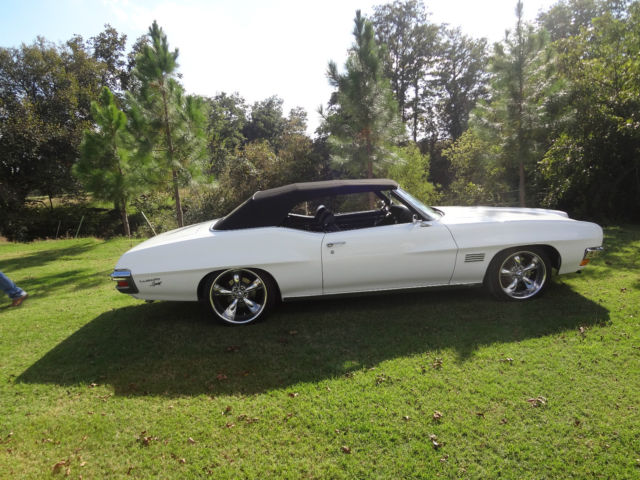 1970 pontiac lemans sport convertible for sale in tecumseh. Black Bedroom Furniture Sets. Home Design Ideas