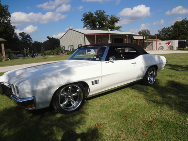 1970 Pontiac Lemans Sport Convertible For Sale In Tecumseh Oklahoma United States