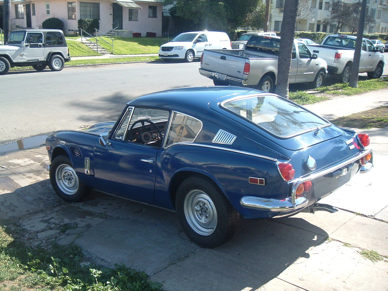 1970 Triumph Gt6 Base 2 0l For Sale In Huntington Beach California United States