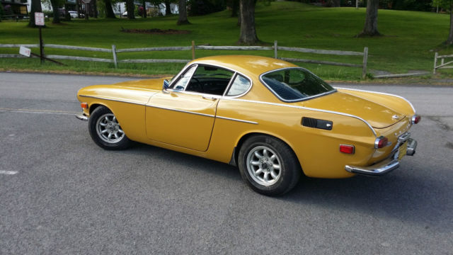 1970 Volvo 1800e Sports Car for sale in Kingwood, West Virginia, United States