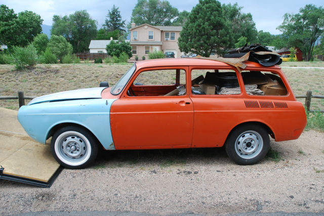 1970 vw type 3 squareback project with 5000 in parts. Black Bedroom Furniture Sets. Home Design Ideas