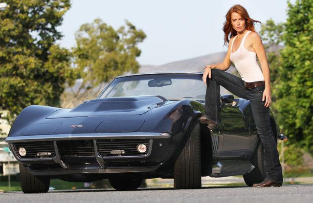 1971 (69) Frame Off Resto-Mod C3 Corvette Roadster ...