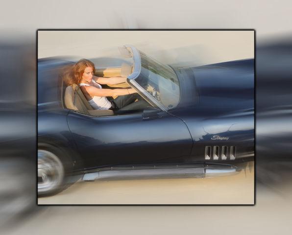 1971 (69) Frame Off Resto-Mod C3 Corvette Roadster
