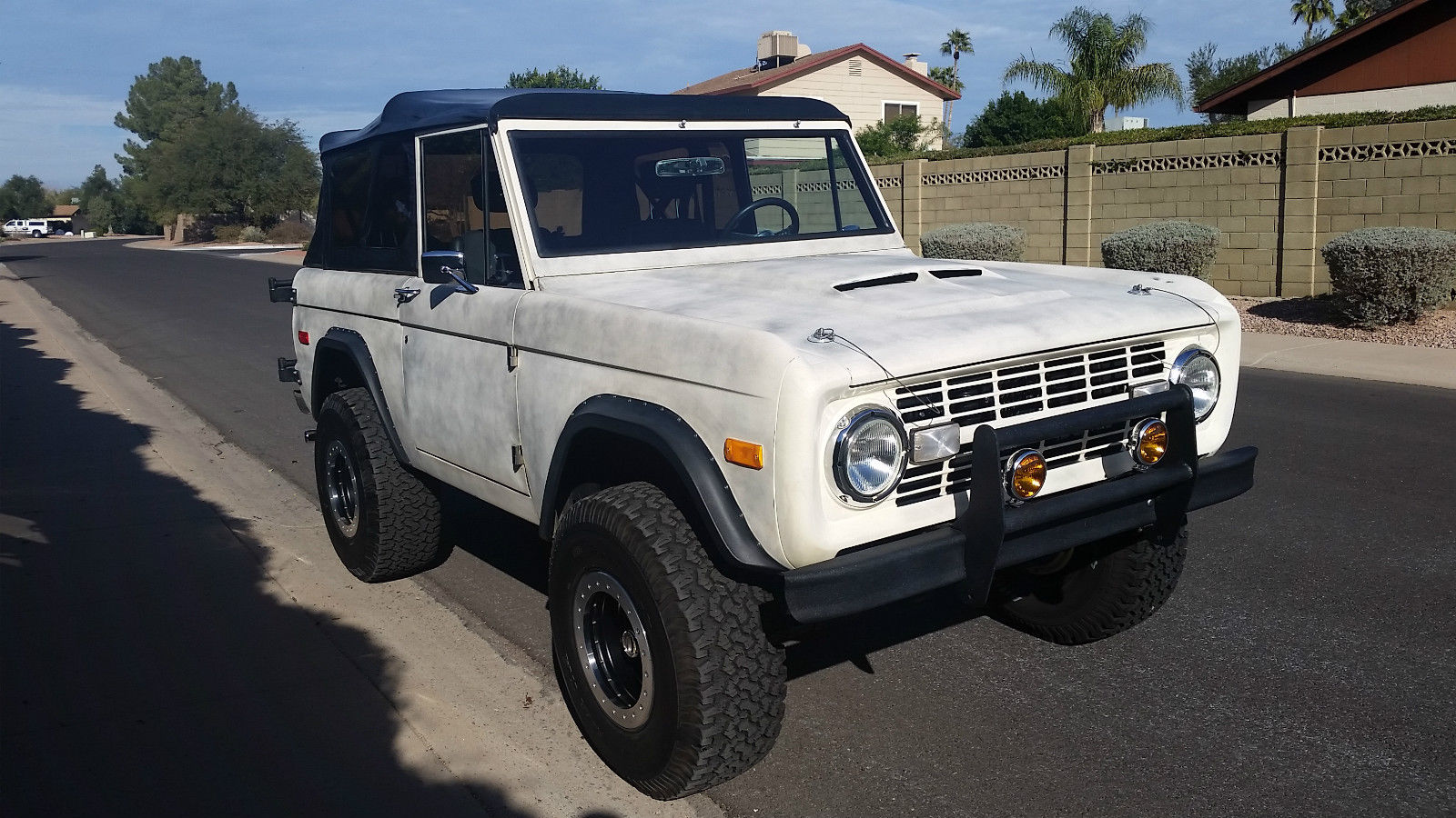 1971 71 Early Ford Bronco Frame Off Restoration Custom Hot Rod V8 3 1970 Lifted