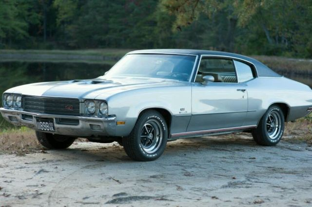 1971 Buick Skylark Gs Stage1 Tribute With Professionally Built 455 For Sale In Burgess Virginia
