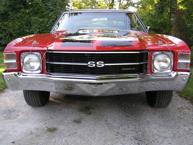 1971 Chevelle Big Block 454 Ls6 Malibu Ss Clone For Sale In Pawling  New York  United States For