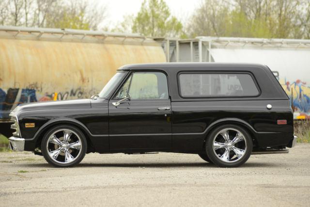 1971 Chevrolet C10 Blazer 2wd 6 0l Ls Engine Frame