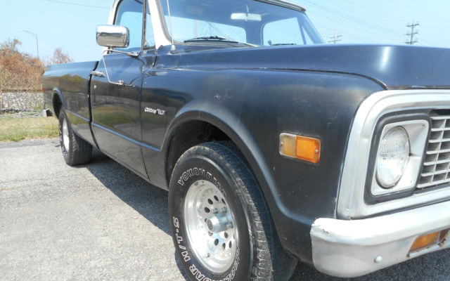 Classic Chevy Mentor >> 1971 Chevrolet C10 Long Bed Southern Truck 350 SBC for ...