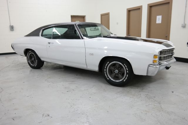 1971 Chevrolet Chevelle SS Clone S Matching 350 Cold AC SS Wheels NICE