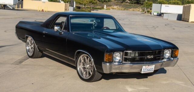 1971 Chevy El Camino Ss Clone Gorgeous Restoration For Sale