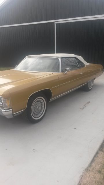 1971 Chevy Impala Convertible For Sale Photos Technical