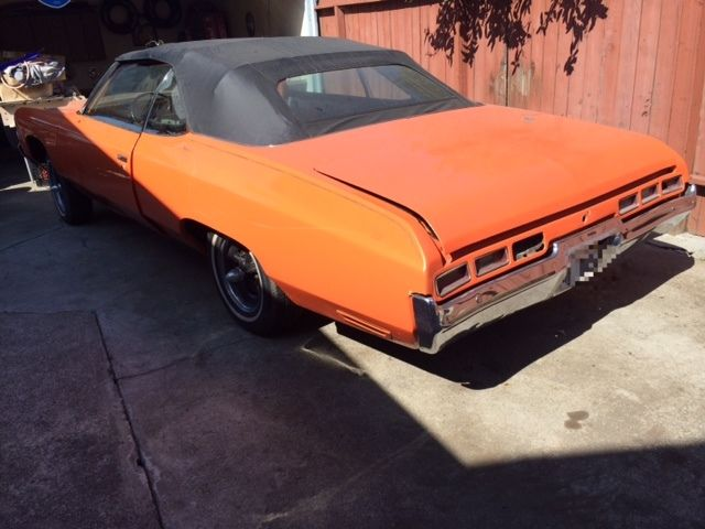 1971 chevy impala convertible donk for sale in oakland california united states. Black Bedroom Furniture Sets. Home Design Ideas