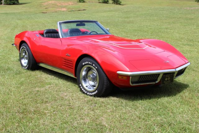 1971 corvette lt 1 convertible for sale in newton alabama united states. Black Bedroom Furniture Sets. Home Design Ideas