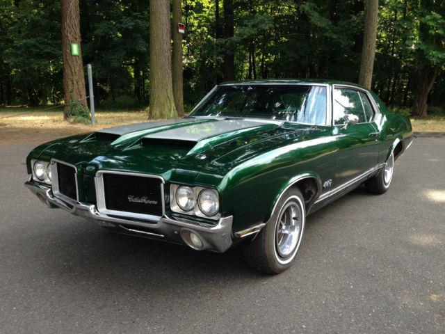 1971 Cutlass Supreme 442 Tribute 455 Big Block 1970 1972 For Sale In Portland Oregon United