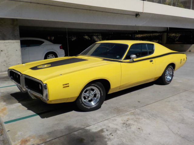 1971 dodge charger superbee clone with 440 magnum engine from 69 r t for sale in newport beach. Black Bedroom Furniture Sets. Home Design Ideas