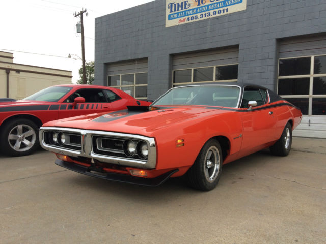 1971 Dodge Charger Super Bee 383 Magnum matching #s for ...
