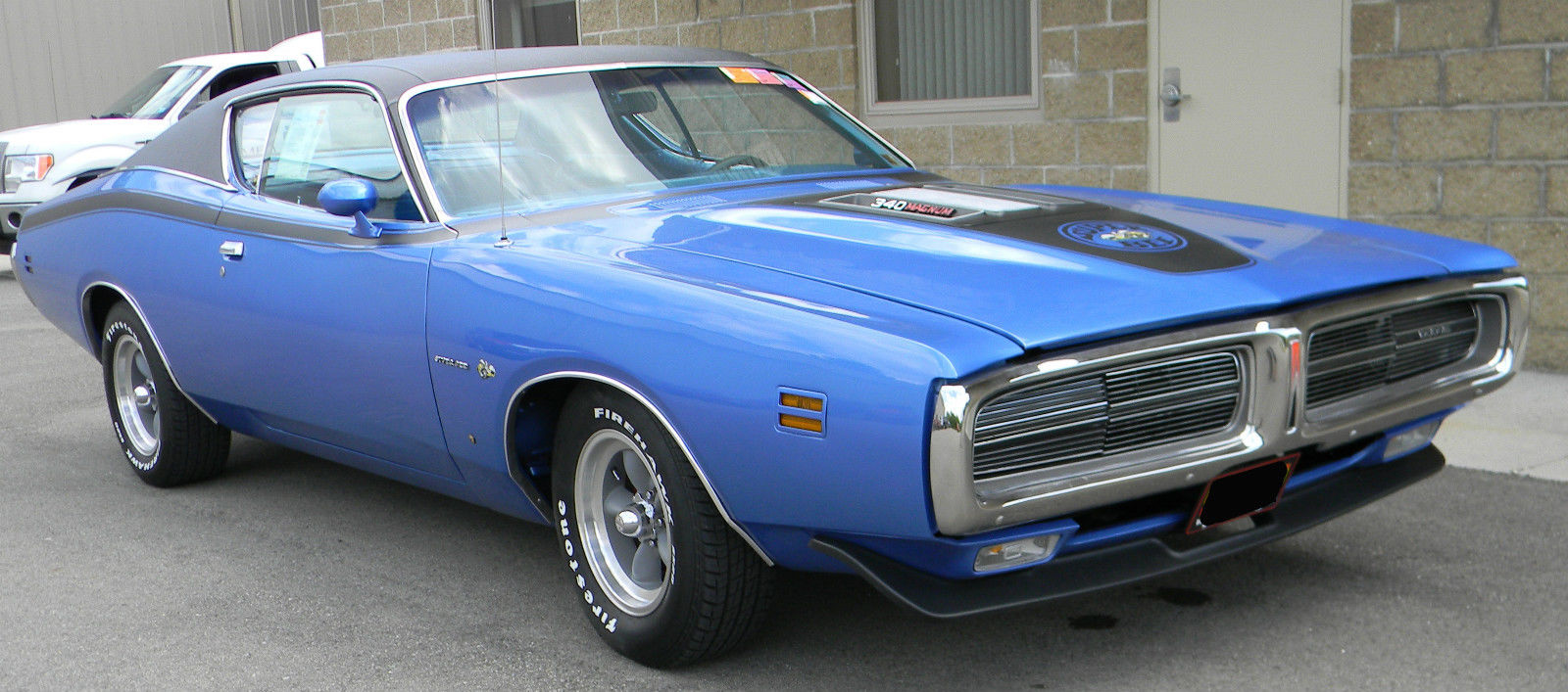 1971 Dodge Charger Super Bee Fastback 340 Ci Automatic For