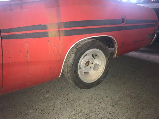 "1971 Dodge Dart Demon ""RARE SIZZLER"" PACKAGE PROJECT CAR SOUTH CAROLINA CAR"