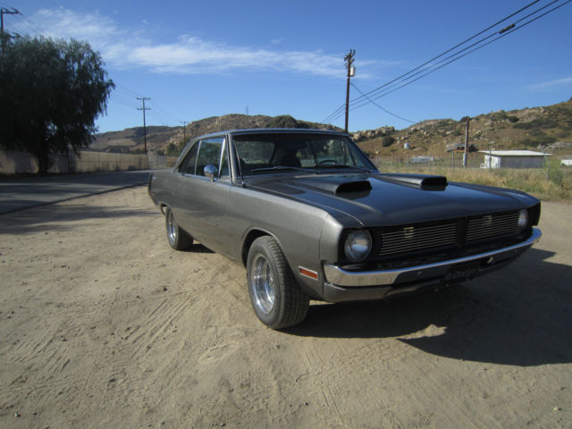 1971 dodge dart custom - photo #20