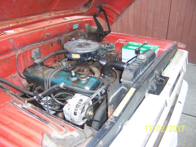 1969 Dodge W100 4x4 Power Wagon 12 Ton Truck For Sale ...