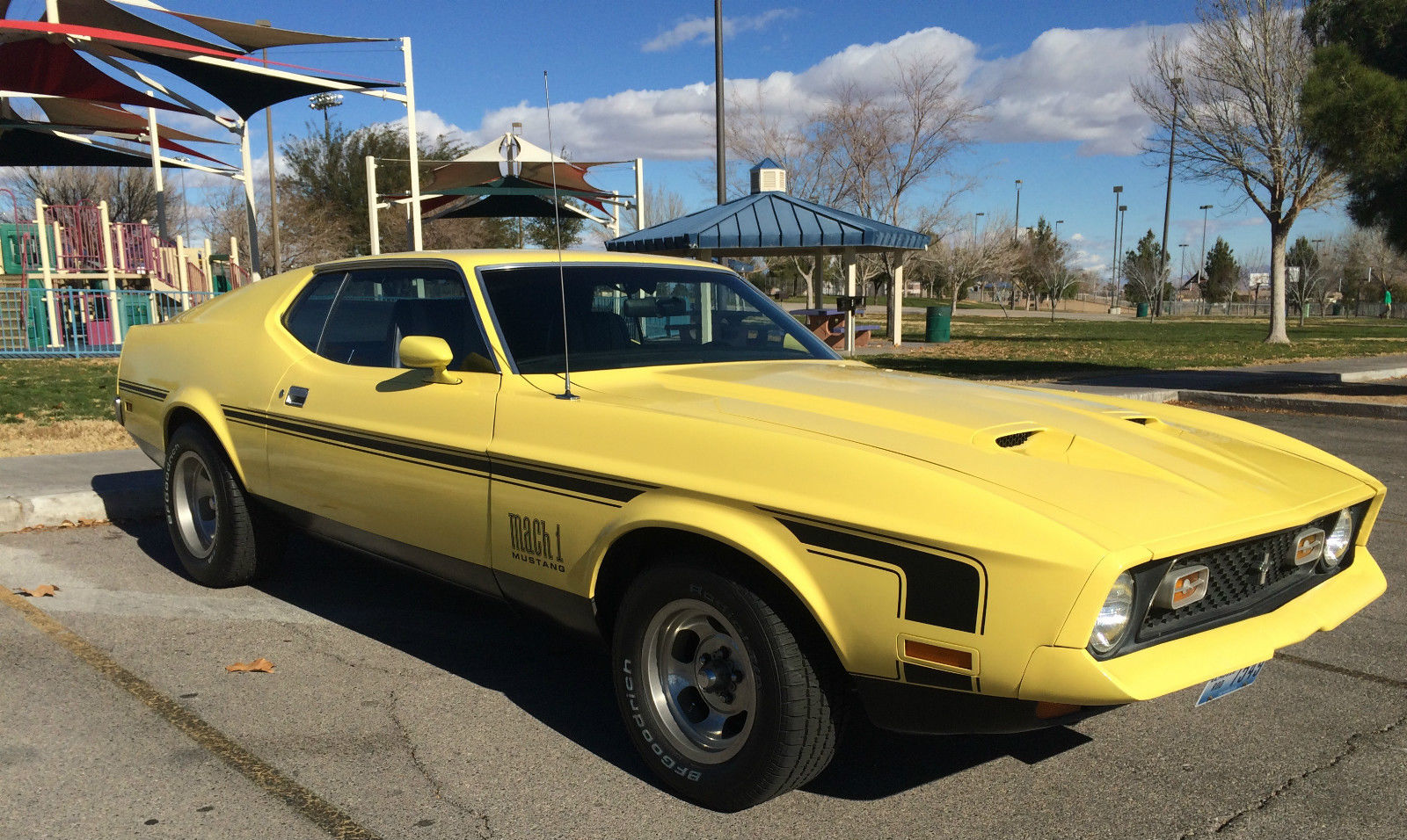 1971 Ford Mustang Mach 1 Fastback For Sale In Las Vegas Nevada