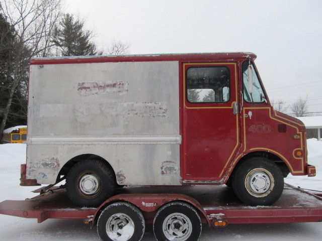 1971 FORD OLSON KURBMASTER JUNIOR ALUM VAN AFFORDABLE