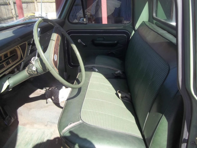 1971 ford ranger short bed 302 auto with air orinigal paint and interior for sale in randleman. Black Bedroom Furniture Sets. Home Design Ideas