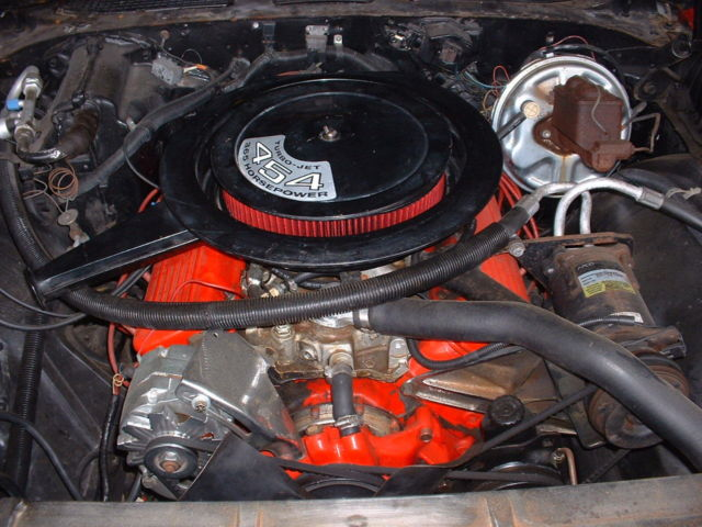 Air Conditioning Not Working In Car >> 1971 GMC Sprint LS5-454 Engine for sale in Fort Walton Beach, Florida, United States for sale ...