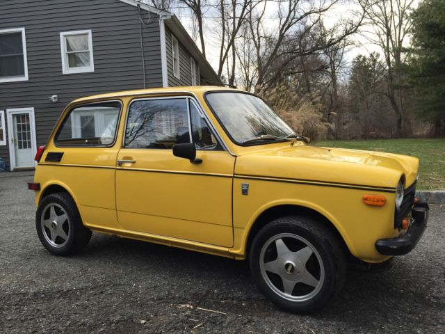 1971 honda 600 sedan for sale in west nyack new york. Black Bedroom Furniture Sets. Home Design Ideas
