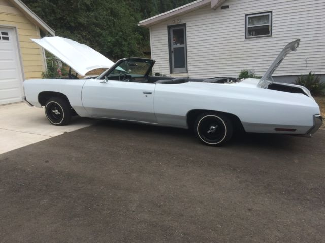 1971 Impala Convertible For Sale In Tacoma Washington