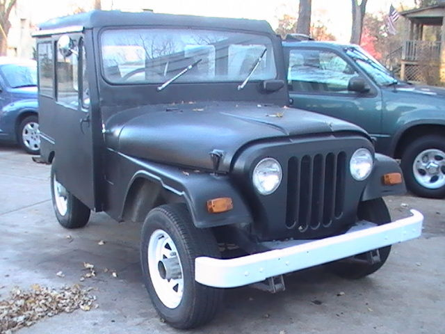 1971 jeep dj 5 postal jeep for sale in overland park kansas united states. Black Bedroom Furniture Sets. Home Design Ideas