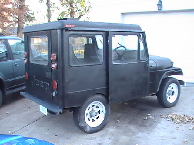 1971 jeep dj 5 postal jeep for sale in overland park kansas united states. Black Bedroom Furniture Sets. Home Design Ideas