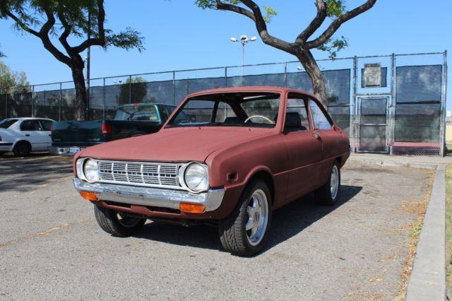 1971 Mazda Rx2: 1971 Mazda 1200 Familia (240z,Rx2,Rx3,100,Rx7