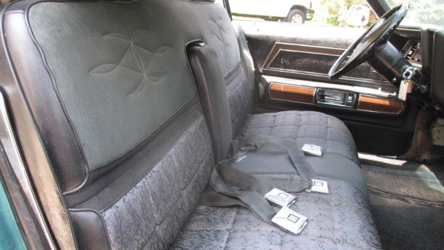 1971 oldsmobile 98 real clean interior many options lots of good parts rare. Black Bedroom Furniture Sets. Home Design Ideas