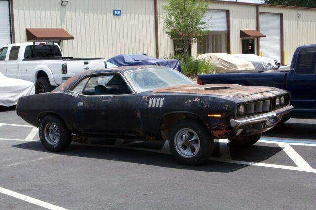 1971 Plymouth Barracuda Owner/'s Manual