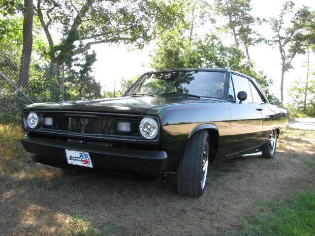 1971 Plymouth Valiant Scamp For Sale In Harwich