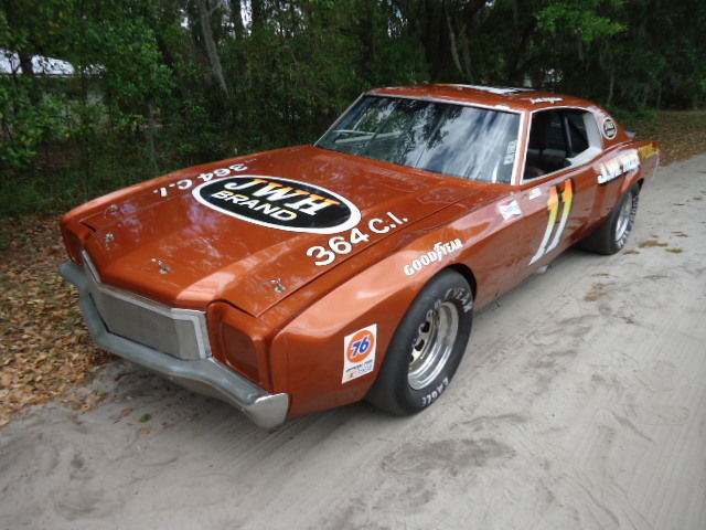 Wesley Chapel Chevrolet >> 1972 3 TIME WINNER ACTUAL/RESTORED JACK INGRAM'S RACE CAR for sale: photos, technical ...