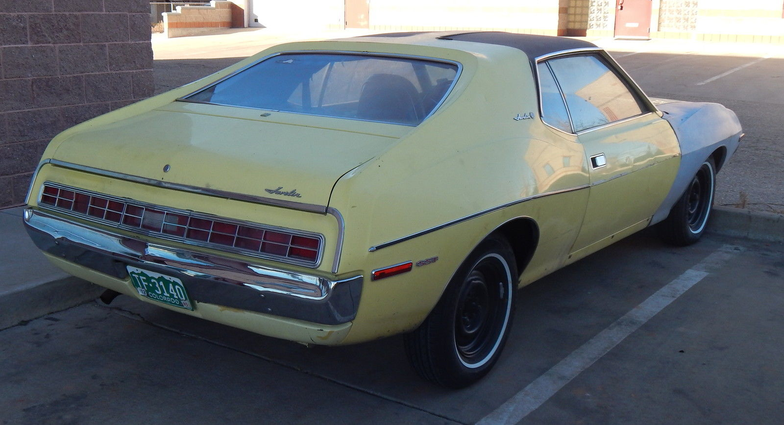 1972 american motors amc javelin sst ratrod or restoration for American classic motors for sale