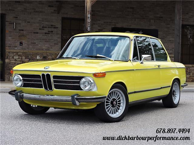 Hertz Car Sale >> 1972 BMW 2002 Tii 52,239 Miles Golf Yellow Restored and Upgraded for sale: photos, technical ...