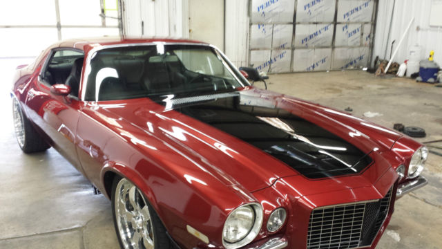 1972 Camaro Ls1 6spd Pro Touring Restomod for sale in ...