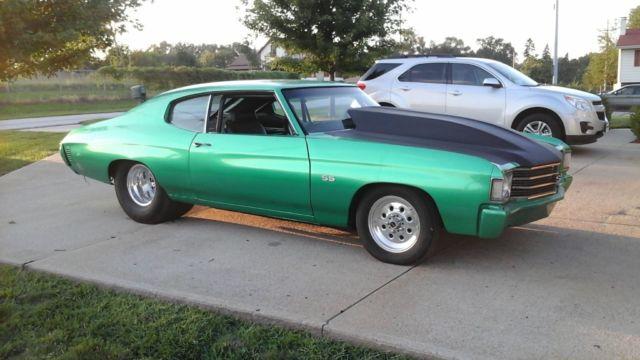1972 Chevelle Ss Prostreet Drag Car For Sale Photos